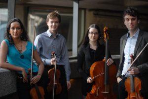 Ligeti Quartet, photo:Pascal Ancel